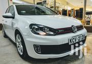 Volkswagen Golf 2012 White | Cars for sale in Nairobi, Nyayo Highrise