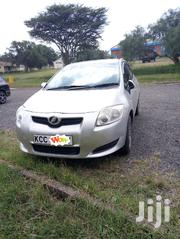 Toyota Auris 2007 1.4 VVT-i Silver | Cars for sale in Laikipia, Nanyuki