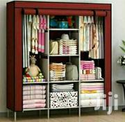 3 Columns Wooden Frame Portable Wardrobes | Furniture for sale in Nairobi, Eastleigh North