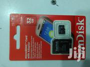 Sandisk Micro SD Card With Reader 32GB | Accessories & Supplies for Electronics for sale in Nairobi, Nairobi Central
