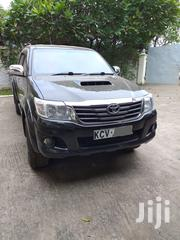 Toyota Hilux 2014 Black | Cars for sale in Kilifi, Malindi Town
