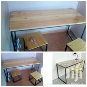 Wooden Study Table | Furniture for sale in Nairobi, Airbase