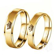 Golden Rings For Couples Lovers Love Promise Rings | Jewelry for sale in Mombasa, Mji Wa Kale/Makadara