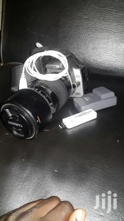 Quick Sale Canon 350d With A Long Lens   Cameras, Video Cameras & Accessories for sale in Nairobi, Kasarani