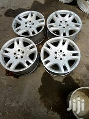 Mercedes Rims Set Size 17"