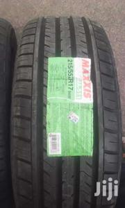 Tyre 215/55 R17 Maxxis | Vehicle Parts & Accessories for sale in Nairobi, Nairobi Central