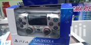 Ps4 Pad Silver | Video Game Consoles for sale in Nairobi, Nairobi Central