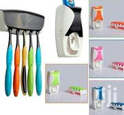 Toothbrush Holder And Toothpaste Dispenser | Home Accessories for sale in Nairobi, Nairobi Central