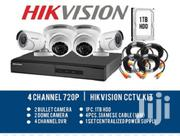 4 720p Hikvision Cctv Cameras Complete | Security & Surveillance for sale in Nairobi, Nairobi Central