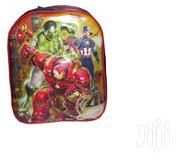 3D Avengers Kids School Bag 13 | Children's Clothing for sale in Nairobi, Kilimani