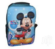3D Mickey Mouse Cartoon Boys Kids School Bag 17'' | Babies & Kids Accessories for sale in Nairobi, Kilimani