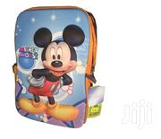 3D School Bag 17 Inches Ages 7-12 Years Boy/Girl Mickey Mouse | Babies & Kids Accessories for sale in Nairobi, Kilimani