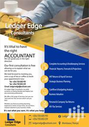 Ledger Edge Consultants | Tax & Financial Services for sale in Mombasa, Bamburi
