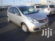 Nissan Note 2012 Silver   Cars for sale in Nairobi, Kilimani