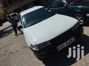 Toyota SA 1999 White | Cars for sale in Mombasa, Changamwe