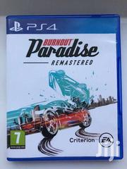 Burnout Paradise Ps4 New | Video Game Consoles for sale in Nairobi, Nairobi Central