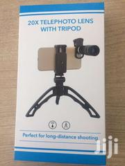 Apexel Adjustable Optical 20x Telescope Lens With Tripod | Accessories for Mobile Phones & Tablets for sale in Nairobi, Ngara