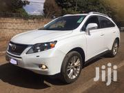 Lexus RX 2011 450h White | Cars for sale in Nairobi, Woodley/Kenyatta Golf Course