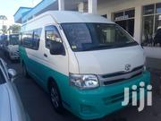 New Toyota HiAce 2013 White | Buses for sale in Mombasa, Kipevu