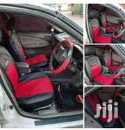 Red Black Fabric Sport Series Seat Covers | Vehicle Parts & Accessories for sale in Nairobi, Nairobi Central