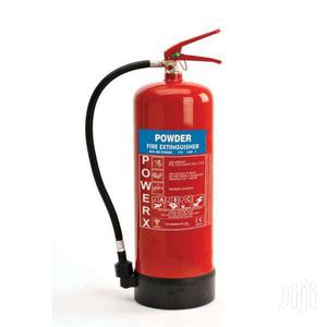 New 4kg Dry Powder Fire Extinguisher Multipurpose Free Deliver Install