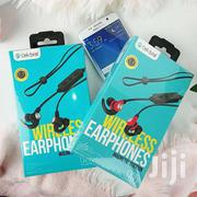 Celebrat A7 Magnetic Earphones Headphones, Heavy Bass High Sound | Accessories for Mobile Phones & Tablets for sale in Nairobi, Nairobi Central