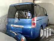 Honda Stepwagon 2012 Blue | Cars for sale in Mombasa, Shimanzi/Ganjoni