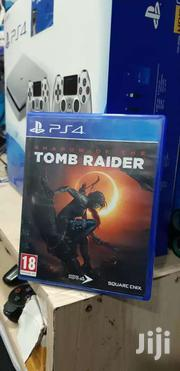 Shadow Of Tomb Raider Ps4 In Our Shop | Video Game Consoles for sale in Nairobi, Nairobi Central