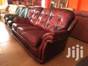 Leather Seats Sofas Uk And Italy. | Furniture for sale in Nairobi, Nairobi West