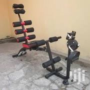 Six Pack Bench With Cycle | Sports Equipment for sale in Nairobi, Nairobi Central