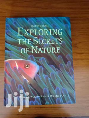 Exploring The Secrets Of Nature ( Hardcover) - 432 Pgs