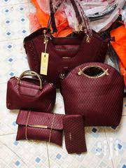 5 In 1very Beautiful Handbags For Ladies High Quality And Special , | Bags for sale in Nairobi, Nairobi Central