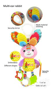 Teether + Ring Paper + Ha Ha Mirror + BB Squeaker + Rattles | Toys for sale in Nairobi, Nairobi Central