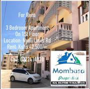 Three Bedroom Nyali Apartment | Houses & Apartments For Rent for sale in Busia, Bunyala West (Budalangi)
