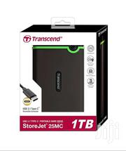 TRANSCEND 1TB External Hard Disk 3.0 - Black(Brand New) | Laptops & Computers for sale in Nairobi, Nairobi Central