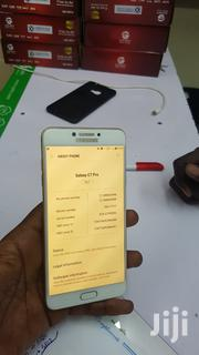 Samsung Galaxy C7 Pro 64 GB Gold   Mobile Phones for sale in Nairobi, Nairobi Central