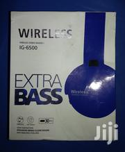 Wireless Stereo Headphones With Super Bass | Accessories for Mobile Phones & Tablets for sale in Nakuru, Nakuru East
