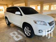 Toyota Vanguard 2012 White | Cars for sale in Mombasa, Ziwa La Ng'Ombe