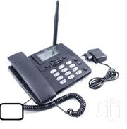 GSM SIM Card Land-line Table Phone | Home Appliances for sale in Nairobi, Nairobi Central