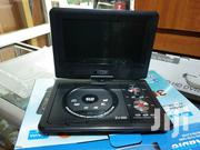 Portable DVD/Divx Player Supportsusb/SD/MS/MMC Card | TV & DVD Equipment for sale in Nakuru, Nakuru East