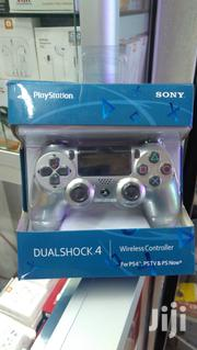 Ps 4 Controllers Silver | Video Game Consoles for sale in Nairobi, Nairobi Central