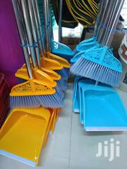 Broom With Dustpan. | Home Accessories for sale in Nairobi, Woodley/Kenyatta Golf Course