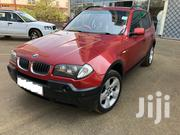 BMW X3 2006 Red | Cars for sale in Nairobi, Nairobi Central