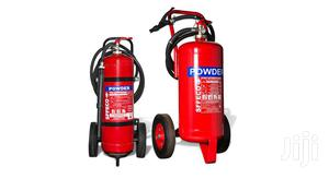 New Trolley Fire Extinguishers All Types & Sizes Free Delivery Install
