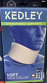 Kedley Orthopaedic Supports Soft Neck Collar Size M/L | Tools & Accessories for sale in Nairobi, Ngara