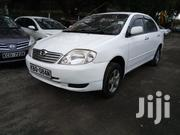 Toyota Corolla 2003 Sedan Automatic White | Cars for sale in Nairobi, Nairobi Central