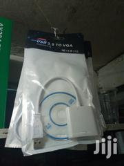 USB To Vga Adapter At | Computer Accessories  for sale in Nairobi, Nairobi Central