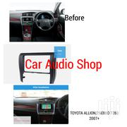 Car Radio Fascia For Toyota Allion 260 Stereo Installation KIT Frame | Vehicle Parts & Accessories for sale in Nairobi, Nairobi Central