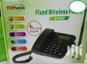Topsonic GSM Desktop Phones Landline With Dual Sim Card Slot | Home Appliances for sale in Nairobi, Nairobi Central
