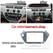 Car Stereo Radio Fascia Panel KIT Frame For Toyota Vista Ardeo 2005 | Vehicle Parts & Accessories for sale in Nairobi, Nairobi Central